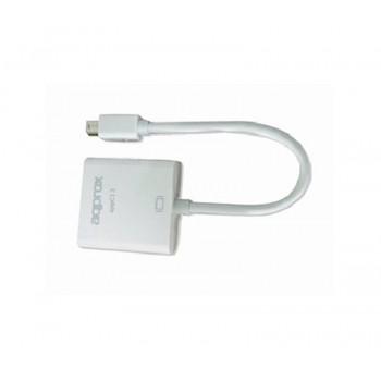 Adaptador APPROX Mini Display Port a VGA V2 APPC13V2