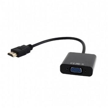 Adaptador HDMI a VGA + AUDIO A-HDMI-VGA-03