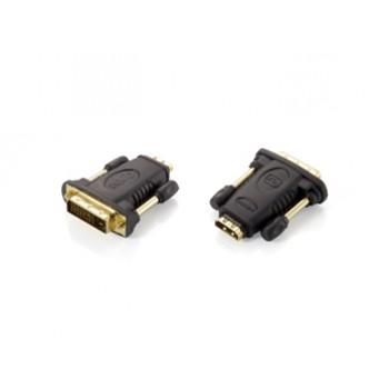 ADAPTADOR HDMI HEMBRA A DVI MACHO EQUIP 118908