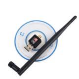 ADAPTADOR WIFI ANEWISH RT5370 802.11N + ANTENA WIFI-5370