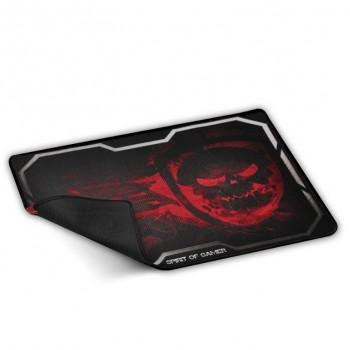 Alfombrilla Spirit Of Gamer Smokey Skull Red XL SOG-PAD01XLR