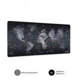 ALFOMBRILLA SUBBLIM WORLD XL 90x40 NEGRO 01PUW01