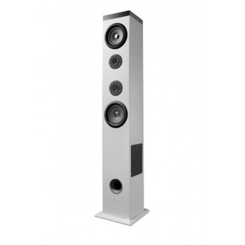 Altavoz Energy Tower 5 Bluetooth Blanco 422821