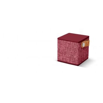 ALTAVOZ FRESH&N REBEL ROCKBOX CUBE FABRIQ ROJO 1RB1000RU