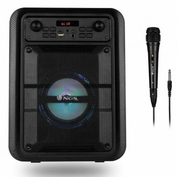 ALTAVOZ NGS 20W BLUETOOTH SD/USB ROLLERLINGOBLACK