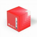 ALTAVOZ NGS BLUETOOTH 5W ROJO ROLLERCUBERED
