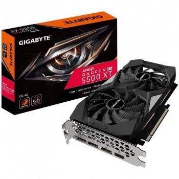AMD GIGABYTE RX5500XT 4GB GV-R55XTOC-4GD