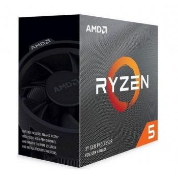 AMD Ryzen 5 3600 AM4 CAJA 100-100000031BOX