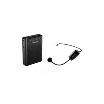 AMPLIFICADOR PERSONAL INALÁMBRICO USB/microSD/MP3 ALTA-VOZ-W30