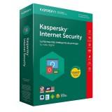ANTIVIRUS KASPERSKY 2018 INTERNET SEC. 10 US. KL1941S5KFS-8