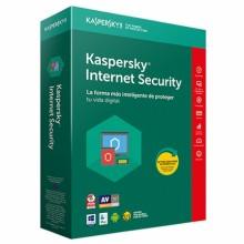 ANTIVIRUS KASPERSKY 2018 INTERNET SEC. 1 US. KL1941S5AFS-8