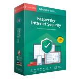 ANTIVIRUS KASPERSKY 2019 INTERNET SEC. 5 US. KL1939S5EFS-9