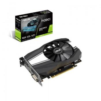 ASUS PCIe Nvidia GTX1660TI OC 6Gb PH-GTX1660TI-6G 90YV0CT1-M0NA00