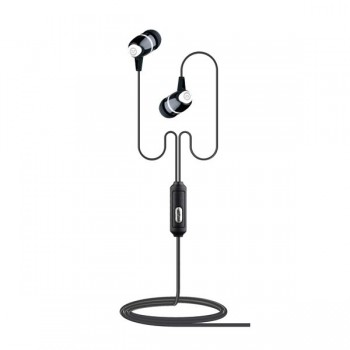 Auricular + Micrófono URBAN MIC Blanco COOLSOUND CS0107