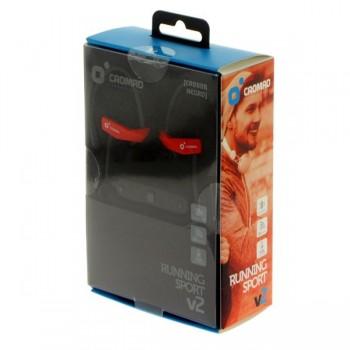 Auricular + Micro RUNNING SPORT V2 Bluetooth CROM CR0808