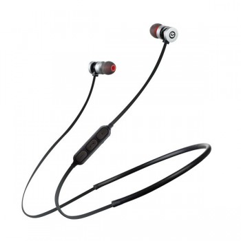 Auricular + Micro RUNNING SPORT V4 Bluetooth Negr CS0104