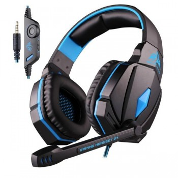 AURICULAR GAMING G6 XBOX PS5 SWITCH PC NEGROS CS0239