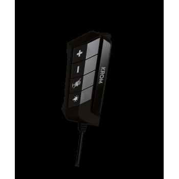 AURICULARES GAMING KROM KYUS PS4/PC 7.1 KXKROMKYUS