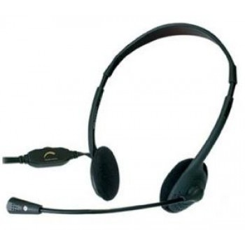 AURICULARES+MICRO 1LIFE SOUNDONE NEGRO 1IFEHSSNDONE