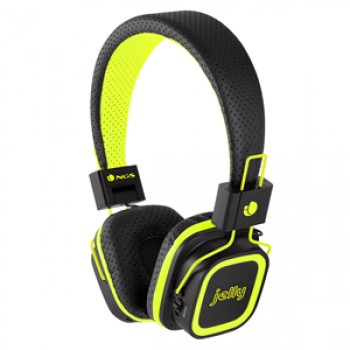 AURICULARES NGS BT MICROSD ARTICA JELLY YELLOW ARTICAJELLYYELLO