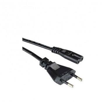 Cable Cromad Alimentacion Corriente Tipo 8 1.5Mtr CR0077
