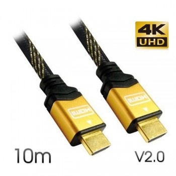 Cable Cromad HDMI 10 Metros V2.0 4K CR0652