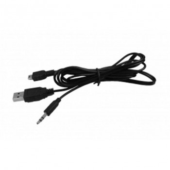 Cable USB - Jack 3.5mm - Micro USB 50cm CR0709