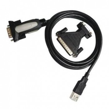 CABLE USB-SERIE 9/25 PINES 10.03.0002