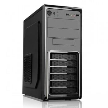 Caja 3GO ATX 500W Negra Plata 6625