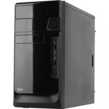 Caja 3GO microATX FA500W Negra NAIN