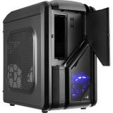 CAJA AEROCOOL GAMING GT-RS NEGRO USB 3.0 GTRSBK