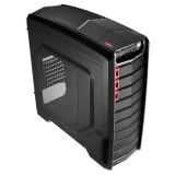 CAJA AEROCOOL GT-A NEGRA/ROJA USB 3.0 GTABK