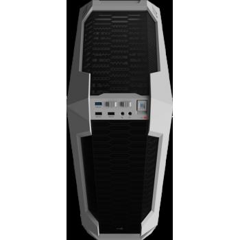 CAJA AEROCOOL LS5200W FULL WHITE USB 3.0