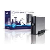 """CAJA EXTERNA HD SATA 3,5"""" USB (CHD3SU)"""