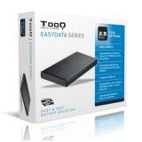 """CAJA EXTERNA TOOQ 2.5"""" SATA USB 3.0 TQE-2527B"""