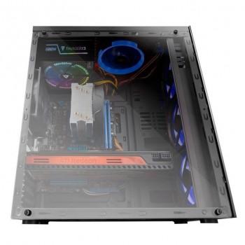 CAJA MATX MARS GAMING USB3.0/USB2.0 S/F MGCBLUE