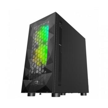 CAJA MATX NFORTEC ERIS RGB BLACK NF-CS-ERISM-BLAC