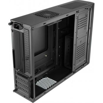 Caja Mini ITX/mATX TACENS Negra S/Fuente USB3 (Oru 2ORUM3
