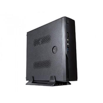 Caja Mini ITX/Thin ITX 1003 2xUSB3.0 Negro 53000