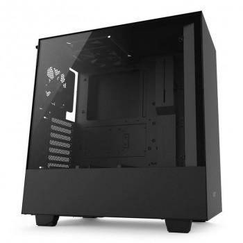 Caja NZXT H500 USB3.1 Cristal Templado negro CA-H500B-B1