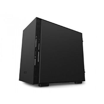 CAJA NZXT MINI ITX H210 Cristal Negro Mate CA-H210B-B1