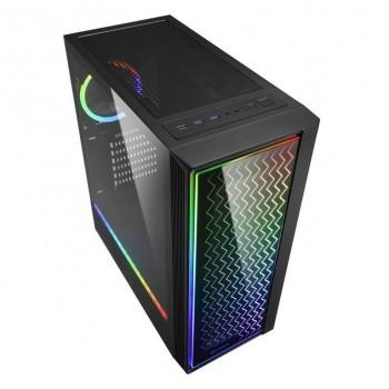 CAJA ORDENADOR GAMING SHARKOON LIT 200 ATX RGB 4044951028160