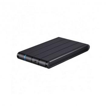 """CAJA TOOQ 2.5"""" USB 2.0 NEGRO TQE-2510B"""