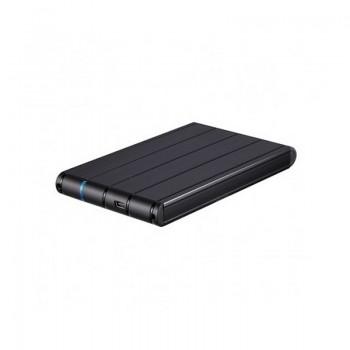 """CAJA TOOQ 2.5"""" USB 3.0 NEGRO TQE-2510B"""