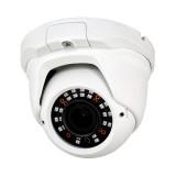 CAMARA EXTERIOR DOMO FIJO HDCVI 2.4MP 1080P SAM-2995N