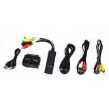 CAPTURADORA DE VIDEO  USB 2.0 UVG-002