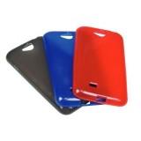 CARCASA MEDIACOM SMARTPHONE G500 SILICONA GREY M-G500TPXL