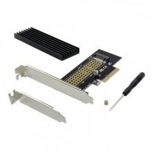 Conceptronic Emrick Adaptador PCIe SSD NVMe M.2 EMRICK05BS