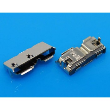 CONECTOR MICRO USB 3.0 HEMBRA 10 PINES CMUSBH3.0