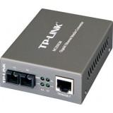 CONVERTIDOR DE FIBRA OPTICA A RJ45 TP-LINK MC200CM